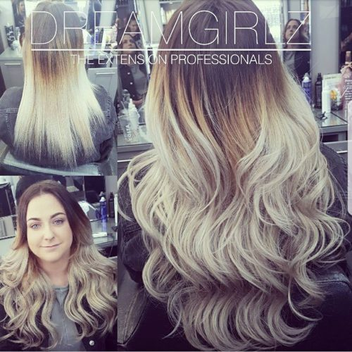 Hair extension ranges dreamgirlz hair extensions pmusecretfo Image collections