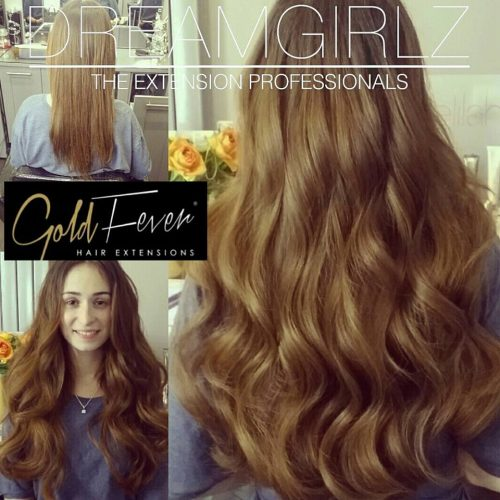 Gold fever protein bond dreamgirlz hair extensions pmusecretfo Image collections