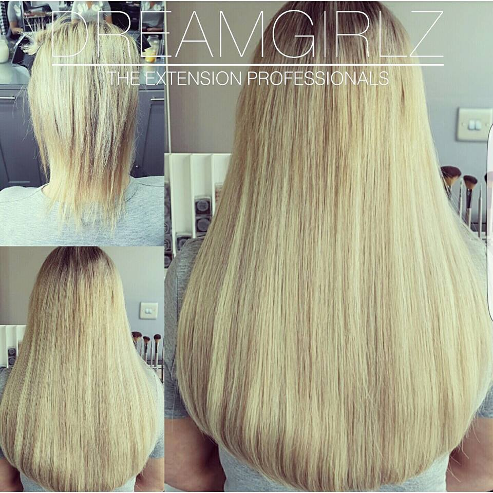 Hollywood Weave Dreamgirlz Hair Extensions