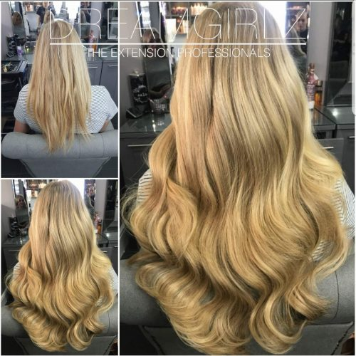Mini lock extensions dreamgirlz hair extensions pmusecretfo Image collections