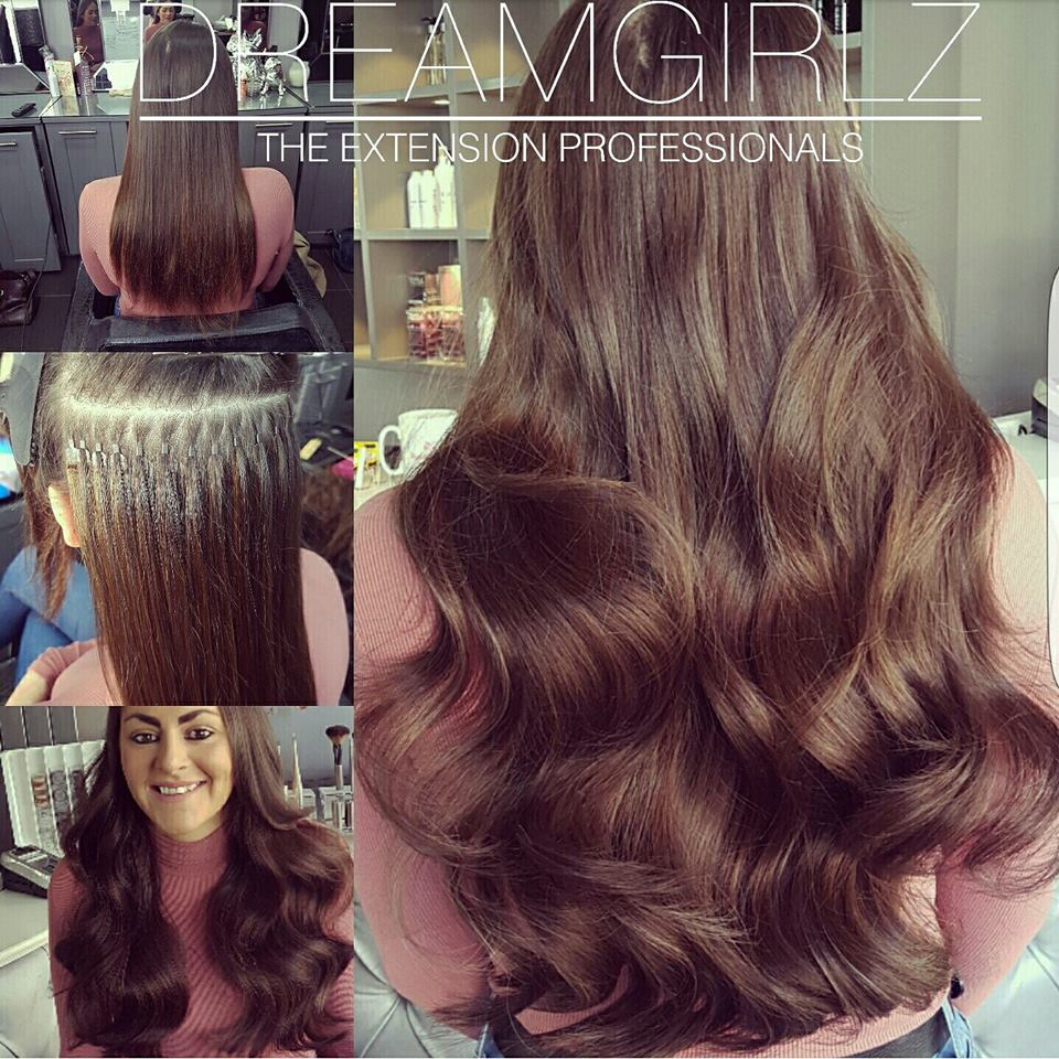 Home Dreamgirlz Hair Extensions