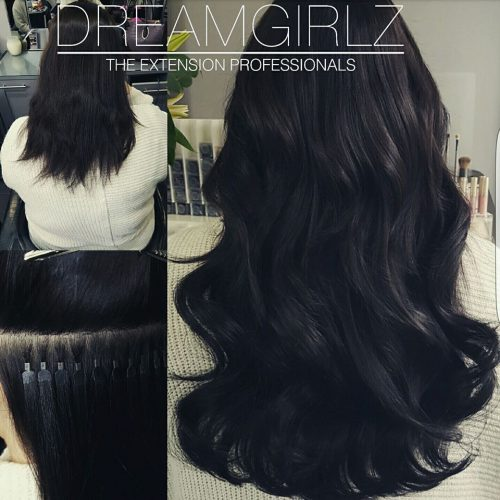 Captivating Dreamgirlz Hair Extensions