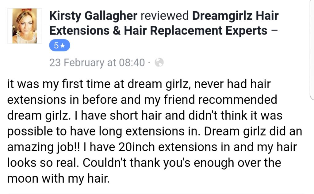 Reviews dreamgirlz hair extensions hair we use pmusecretfo Image collections